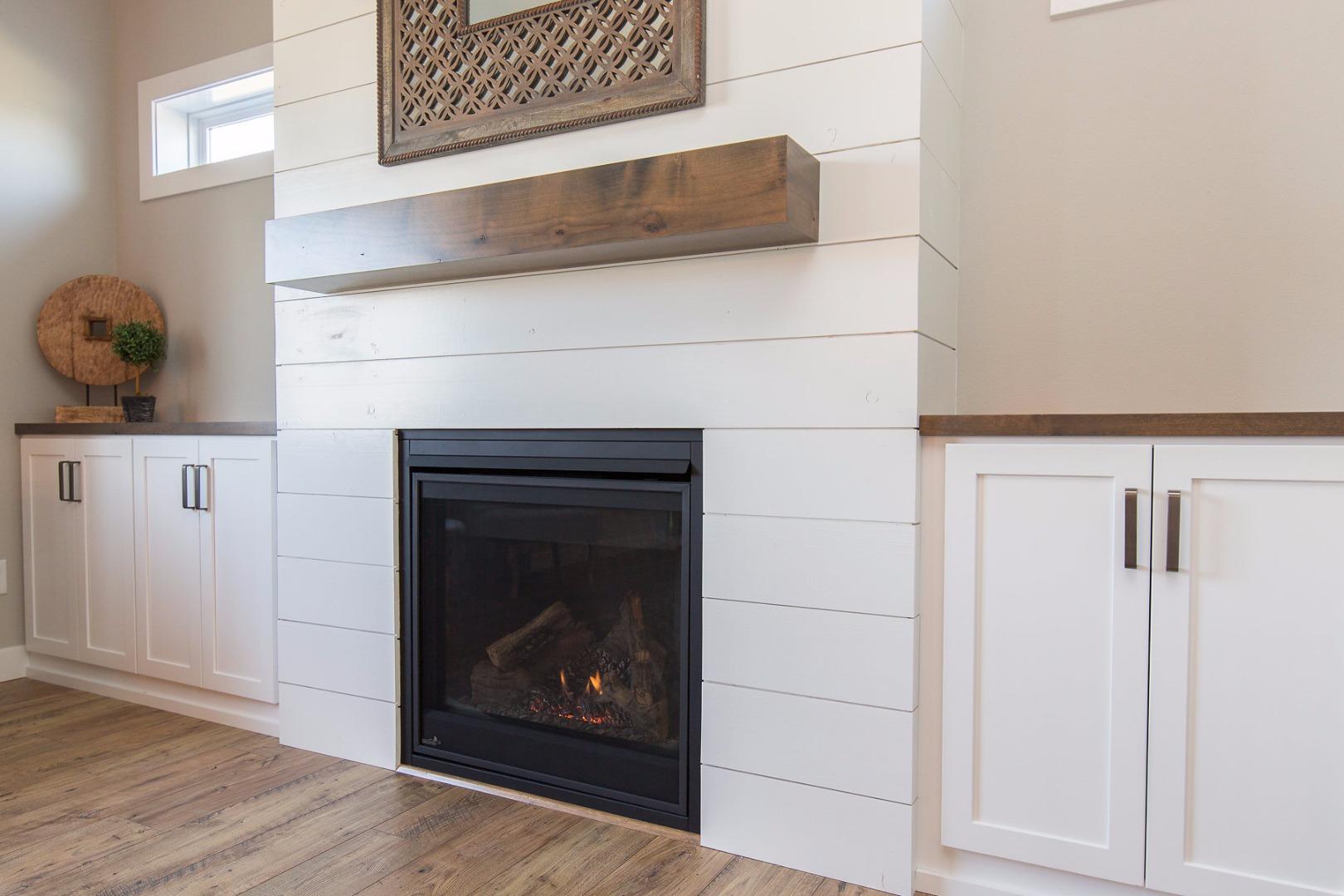 Fireplace Details Materials Surrounds Krueger Construction Custom Home Builder In Fargo West Fargo Nd